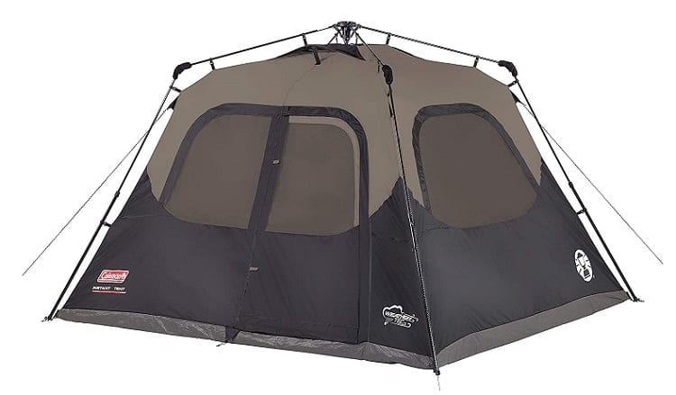 Coleman Pop Up Camping Tent Review