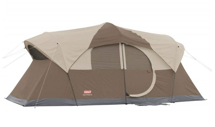 Coleman WeatherMaster 10-Person Tent Review