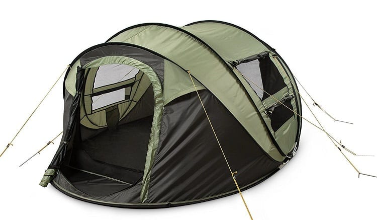 FiveJoy Pop Up Camping Tent Review