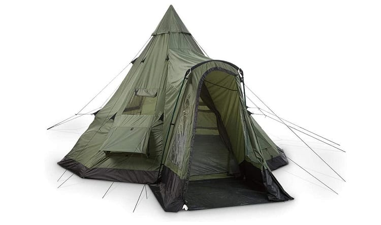 Guide Gear Teepee Tent Review