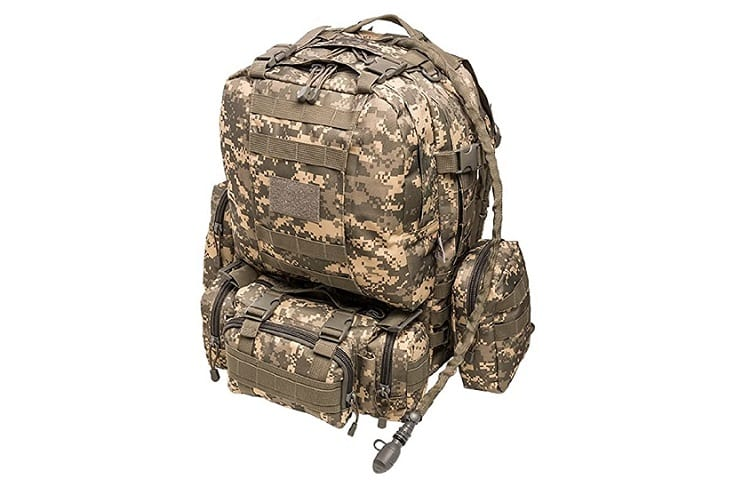 Monkey Paks Tactical Backpack Review