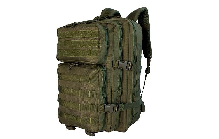 Red Rock Outdoor Gear Backpack Review