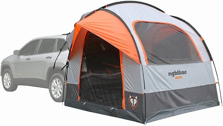 Rightline Gear 110907 SUV Tent Review