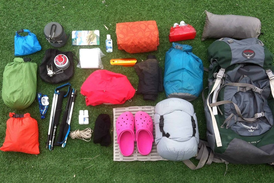 19 Items That Should Be on Your Ultralight Backpacking Gear List