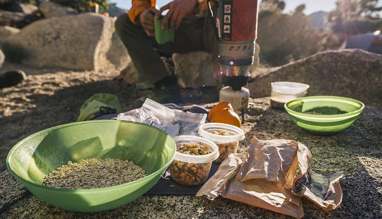 camping food list