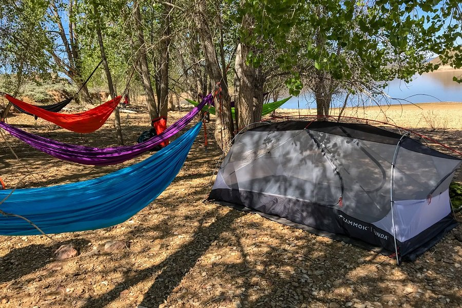 Hammock Vs Tent - Which One is Better Suited For Backpacking