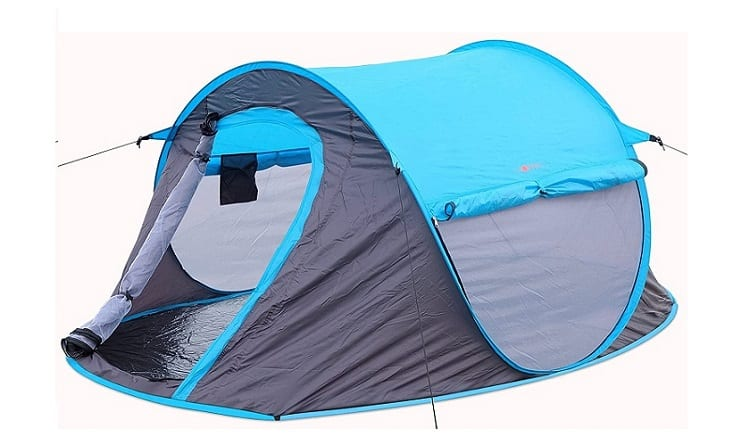 theNORTHblu 2 Person Pop Up Tent Review