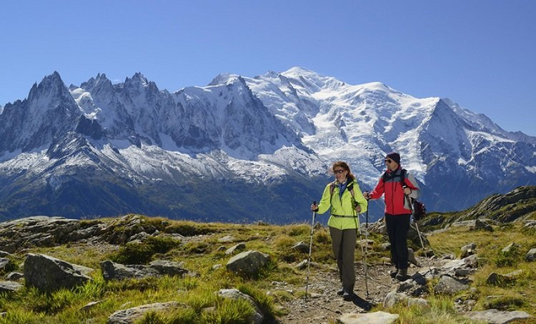 Tour du Mont Blanc - France, Italy, Switzerland